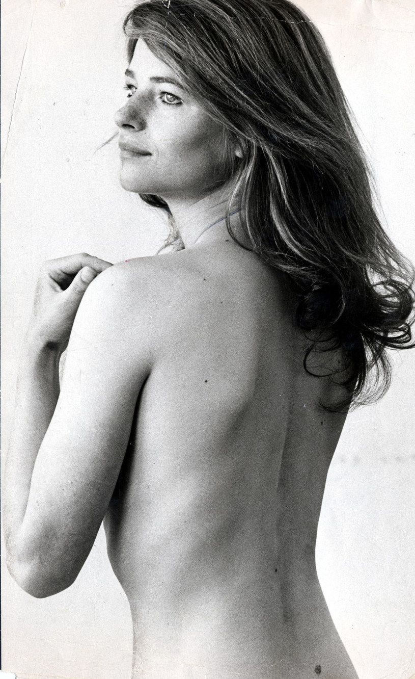 Charlotte Rampling w 1971 roku /Chris Barham / Daily Mail / Rex  /East News