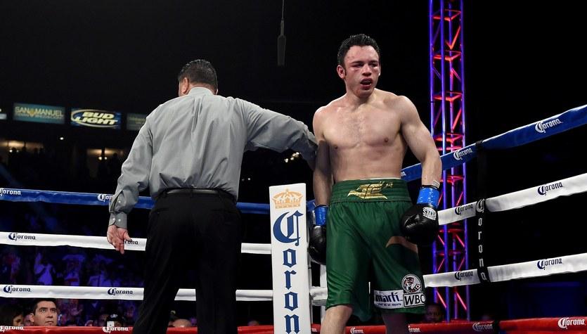 Chavez Jr: Gołowkin boi się ze mną walczyć