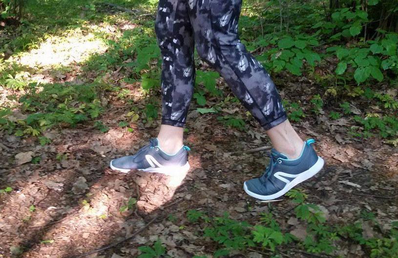 Chcesz biegać? Zacznij od marszu! I nie zapomnij o dobrych butach /INTERIA.PL