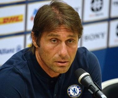 Chelsea - Burnley 2-3. Antonio Conte o meczu. Wideo