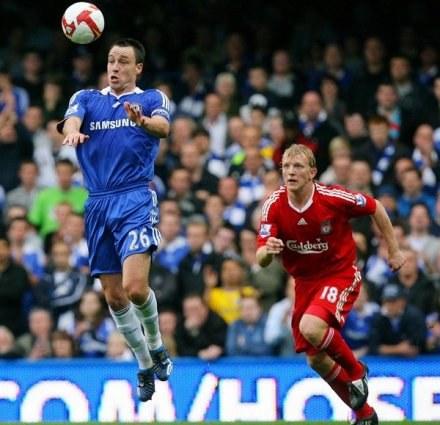 Chelsea - Liverpool, czyli hit Ligi Mistrzów /AFP