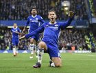 Chelsea Londyn - Manchester United 4-0 w meczu 9. kolejki Premier League