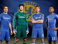 """Chelsea zaprezentowała nowe stroje. Ozłoceni """"The Blues"""""""