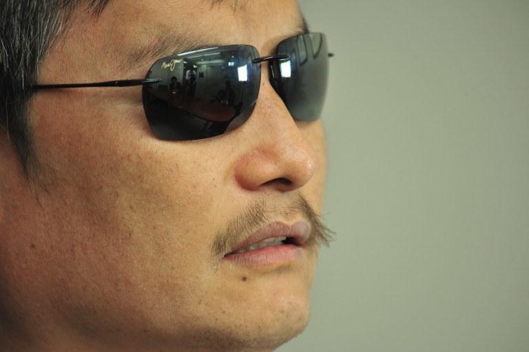 Chen Guangcheng /AFP