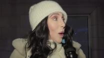 Cher na proteście przeciwko Trumpowi: Musimy zatrzymać to, co się dzieje