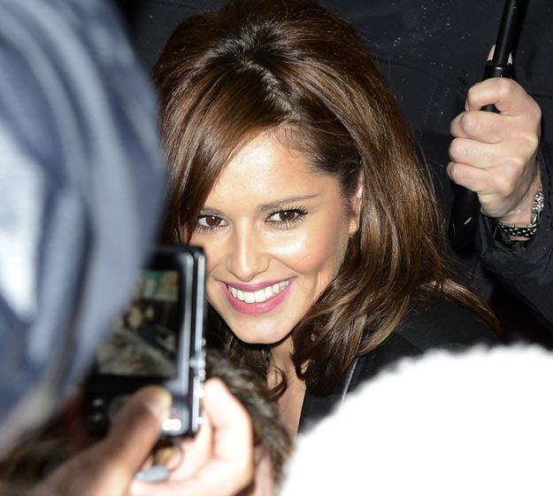 Cheryl Cole uchodzi za najpiękniejszą Brytyjkę - fot. Tony Clark / Splash News /East News
