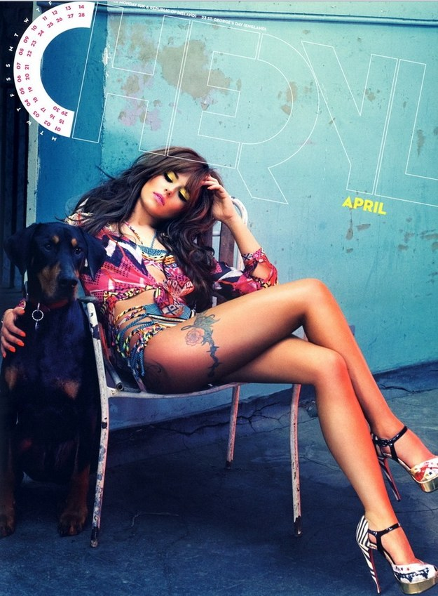 Cheryl Cole /YouTube