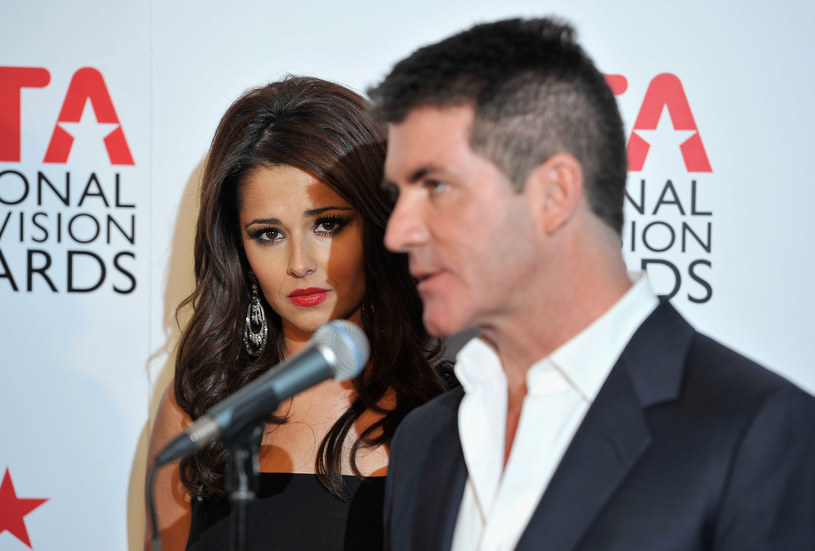 Cheryl i Smon Cowell /Gareth Cattermole /Getty Images