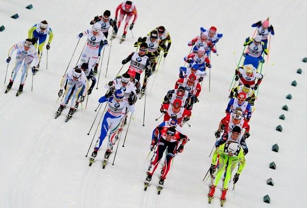 Chętnych na organizację zimowych igrzysk w 2022 roku nie brakuje /AFP