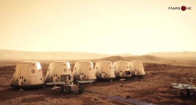 Chętnych na wyprawę na pewno nie zabraknie. Fot. Mars One Project /materiały prasowe