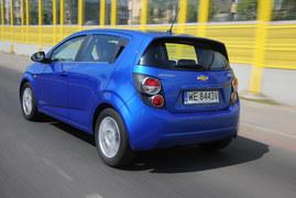 Chevrolet Aveo II (2011-)