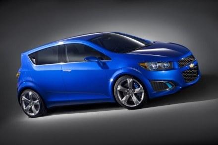 Chevrolet aveo RS /