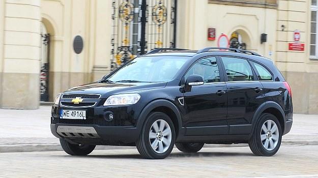 Chevrolet Captiva /Motor