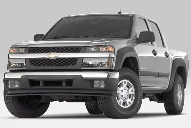 Chevrolet Colorado 2004 (kliknij) /INTERIA.PL