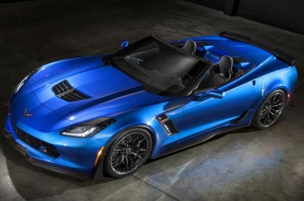 Chevrolet Corvette Convertible /