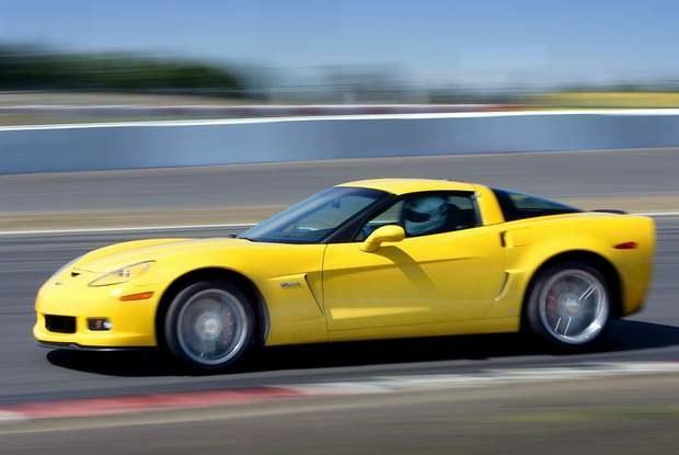 Chevrolet Corvette / Kliknij /INTERIA.PL