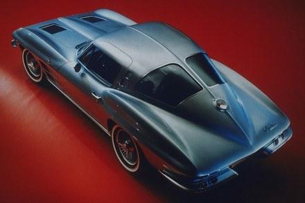 Chevrolet corvette sting ray '63 / Kliknij /