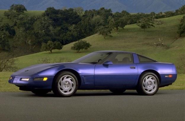 Chevrolet Corvette ZR1 /