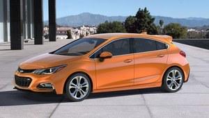 Chevrolet Cruze hatchback - oto nowa generacja
