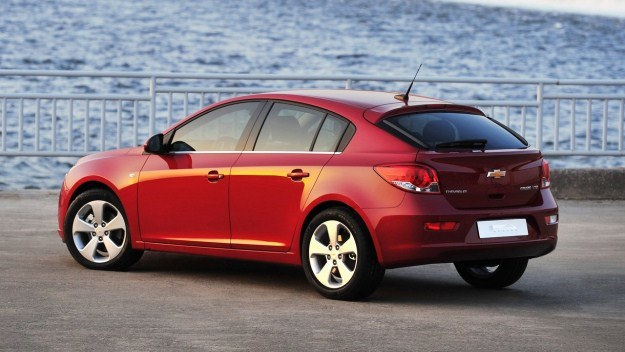 Chevrolet cruze hatchback /