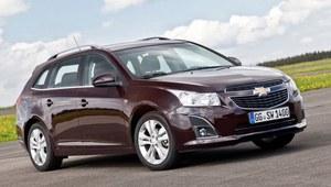 Chevrolet Cruze Kombi - pierwsza jazda