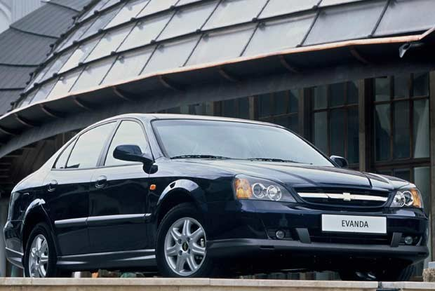 Chevrolet evanda / kliknij /INTERIA.PL
