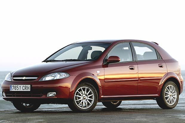Chevrolet Lacetti hatchback (kliknij) /INTERIA.PL