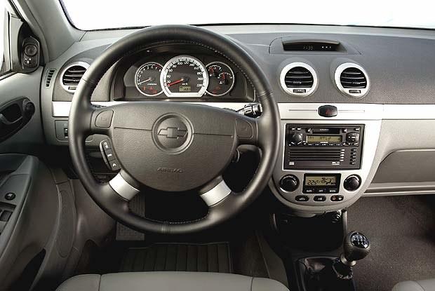 Chevrolet Lacetti (kliknij) /INTERIA.PL