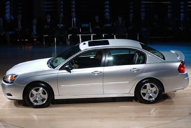 Chevrolet Malibu 2004 (kliknij) /INTERIA.PL