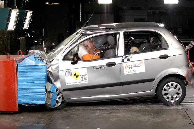 Chevrolet matiz/spark / kliknij /INTERIA.PL