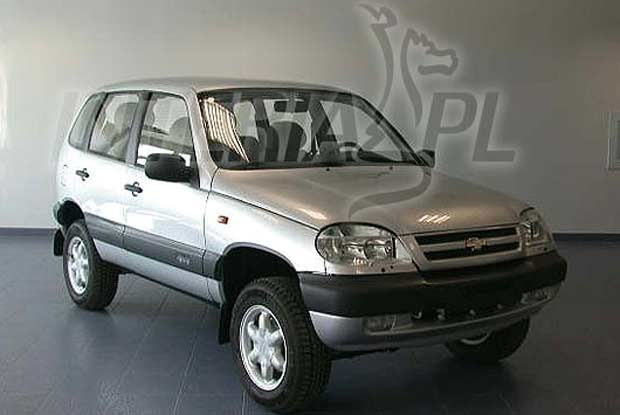 Chevrolet Niva / kliknij /INTERIA.PL