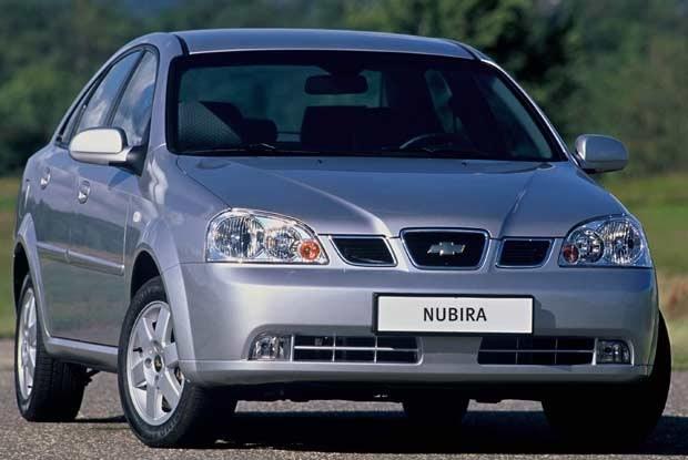 Chevrolet nubira / kliknij /INTERIA.PL