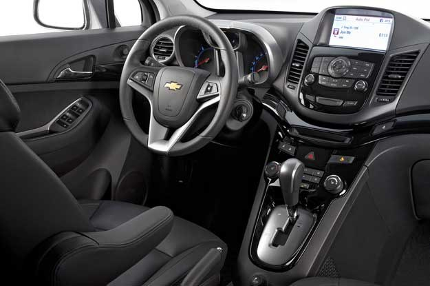 Chevrolet orlando /