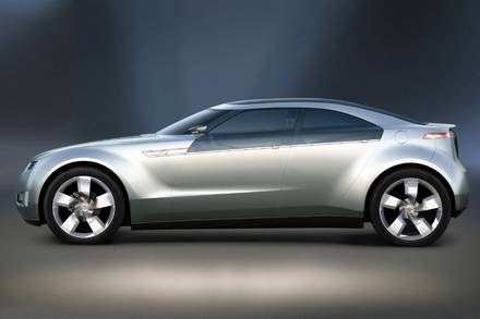 Chevrolet volt / Kliknij /INTERIA.PL