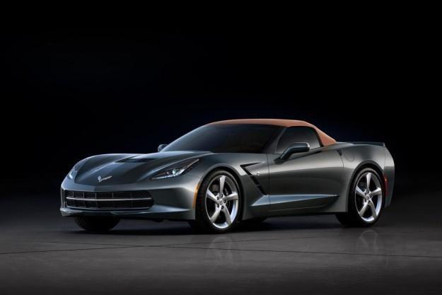 Chevroleta Corvette Stingray Cabriolet /