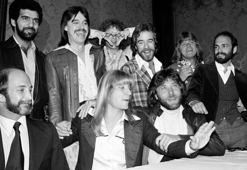Chicago w kwietniu 1978 przedstawiają następcę Terry'ego Katha, Donnie Dacusa /    ASSOCIATED PRESS/FOTOLINK /East News