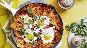 Chilaquiles z jajkiem