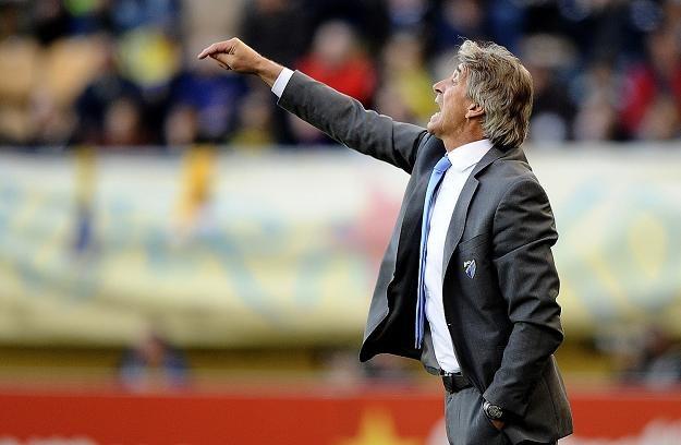 Chilijski trener Manuel Pellegrini. /AFP
