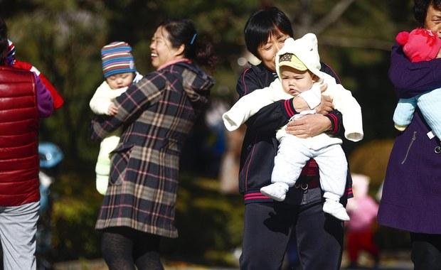 Chińczyk może mieć drugie dziecko