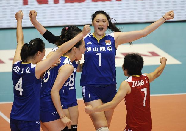 Chinki na pewno zagrają w turnieju olimpijskim w Londynie /PAP/EPA