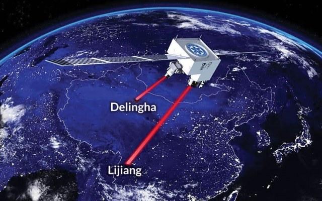 Chinom stworzą pierwszą na świecie satelitarną sieć kwantową /materiały prasowe