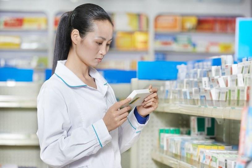 Chiński przemysł farmaceutyczny ma poważny problem /123RF/PICSEL