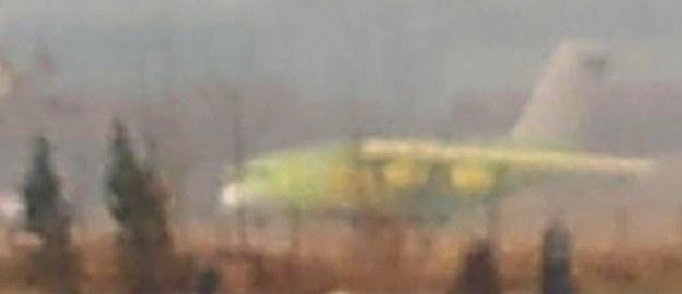 Chiński Y-20.   Fot. theaviationist.com /materiały prasowe