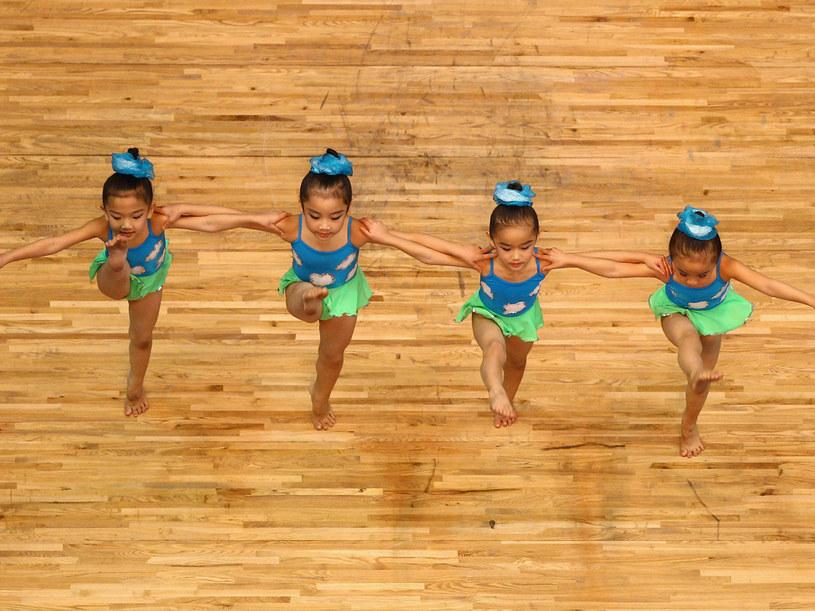 Chińskie dzieci od najmłodszych lat muszą być najlepsze we wszystkim, co robią  /Getty Images/Flash Press Media