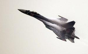 Chińskie lotnictwo z Su-35