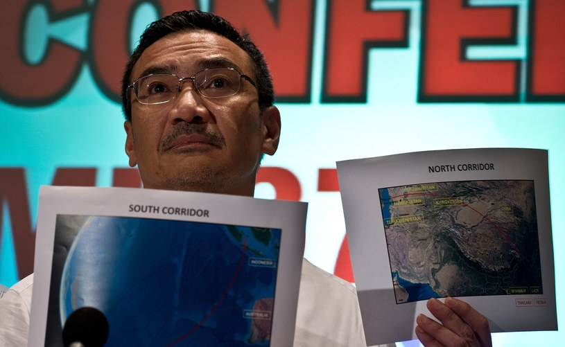 Chińskie media atakują władze Malezji /AFP