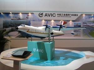 Chiny budują ogromny hydroplan