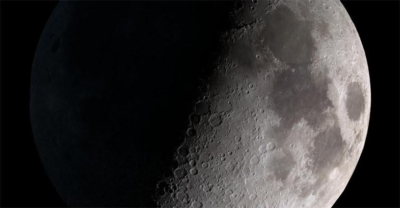 Chiny chcą być pierwsi po drugiej stronie Księżyca /materiały prasowe