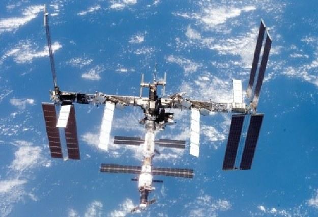Chiny nie brały udziąłu w budowie Międzynarodowej Stacji Kosmicznej /AFP