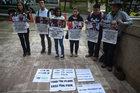 Chiny: Rodziny pasażerów MH370 protestują. Żądają kontynuacji śledztwa